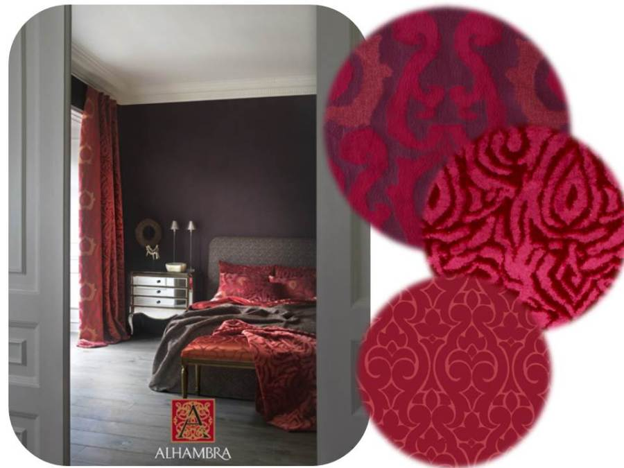 Cojines con distintas texturas y dibujos - Villalba Interiorismo (2)