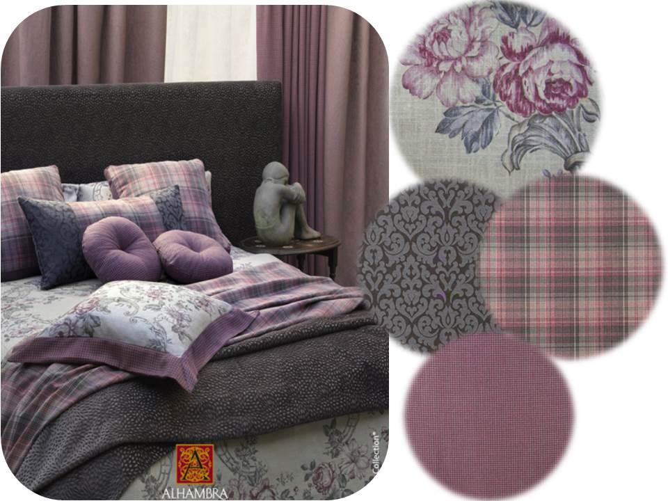 Cojines con distintas texturas y dibujos para la cama - Cojines para cama ...