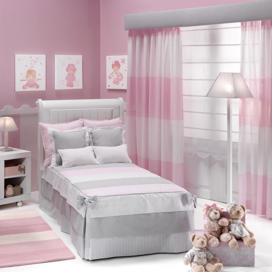 Cortinas para habitaciones infantiles - Villalba Interiorismo (2)