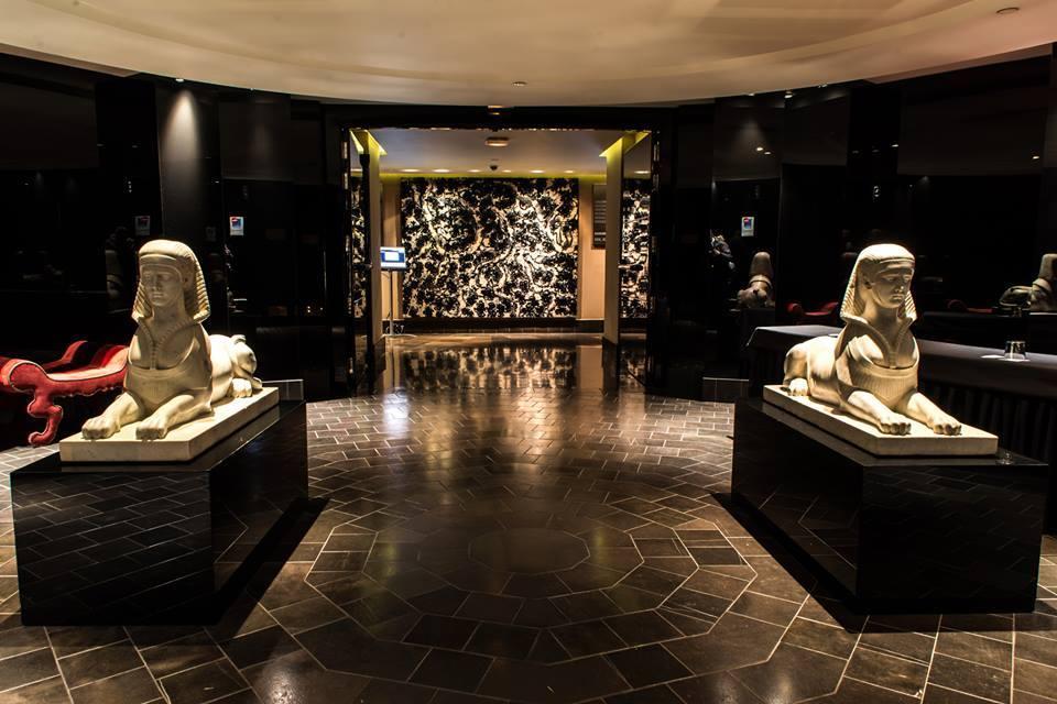 Un hotel en madrid lleno de sensaciones villalba for Hotel silken puerta america plantas