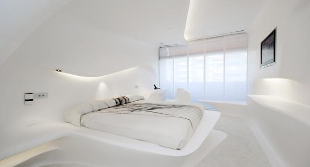 Hotel Silken puerta América Madrid - Villalba Interiorismo (3)