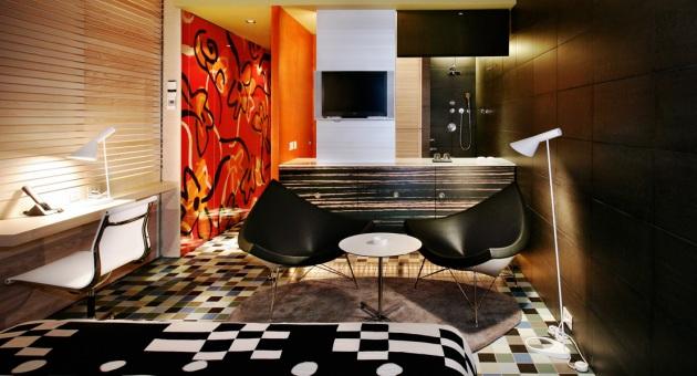 Hotel Silken puerta América Madrid - Villalba Interiorismo (7)