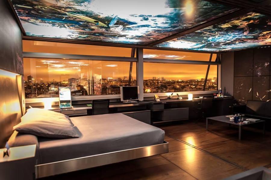 Hotel Silken puerta América Madrid - Villalba Interiorismo