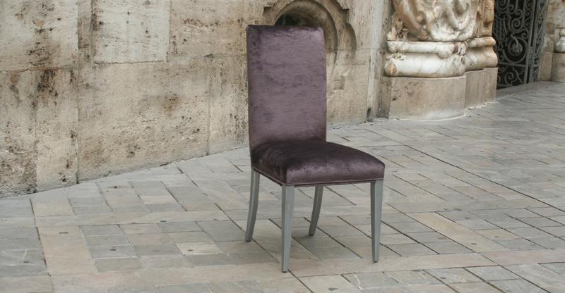 Silla respaldo tapizado - Villalba Interiorismo (2)