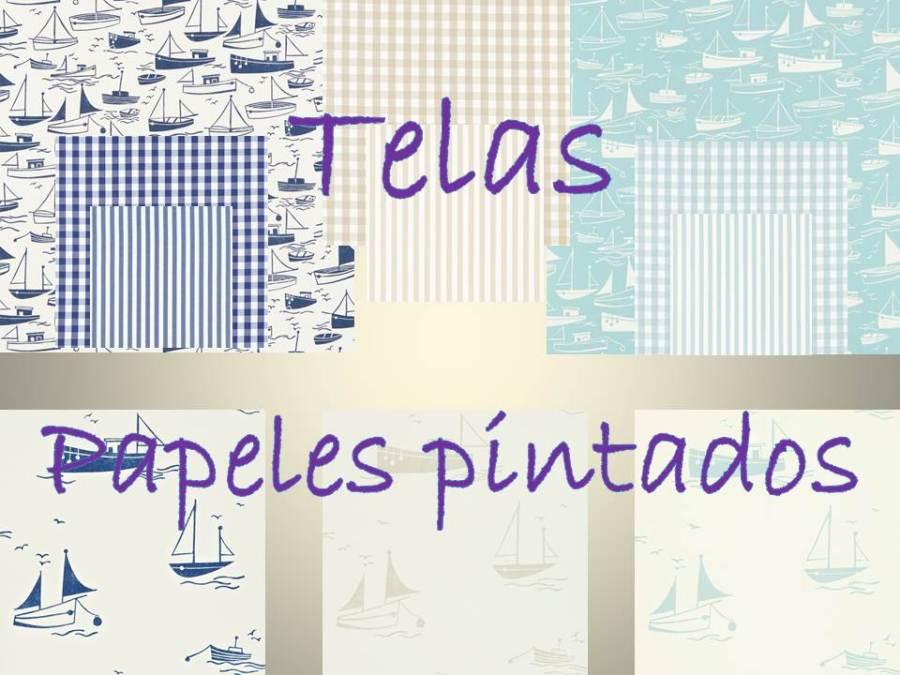 Telas y papeles pintados para niños - Villalba Interiorismo (3)