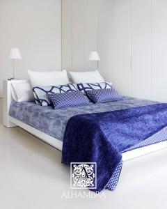 Dormitorio Mediterráneo - Villalba Interiorismo