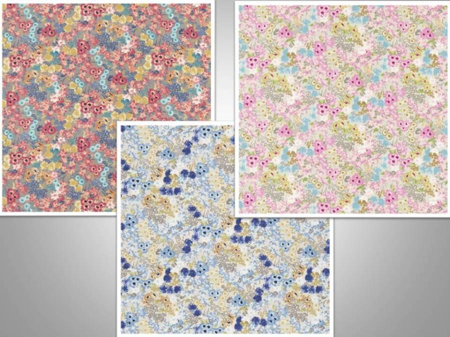 Telas de flores Harlequin - Villalba Interiorismo (2)