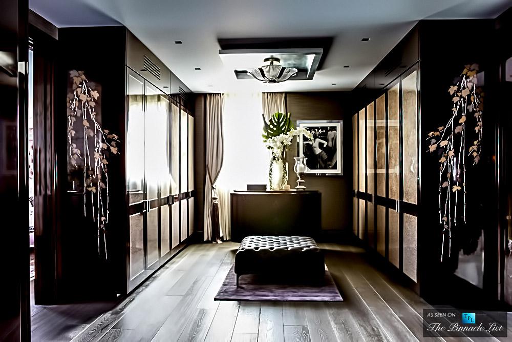 Un dormitorio de lujo – Villalba Interiorismo