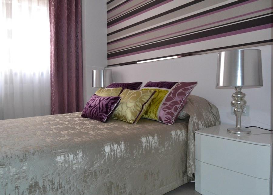 Cojines para cama - Villalba Interiorismo