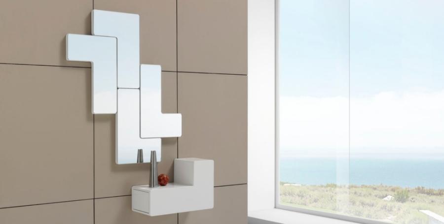 Espejo con cajón (2) - Villalba Interiorismo