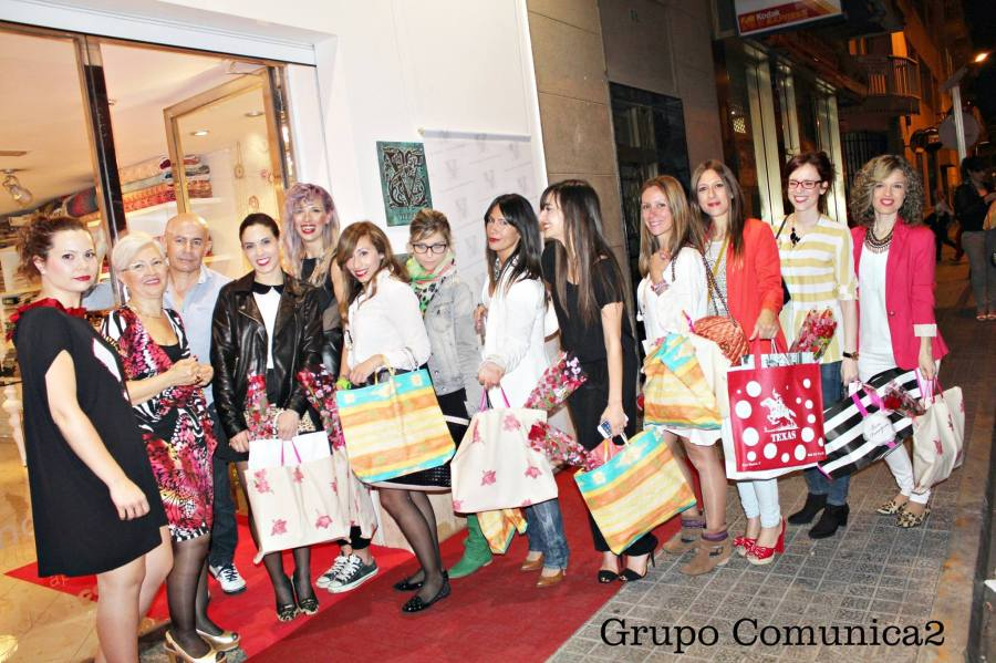 Fashion night en Vila-real - Villalba Interiorismo