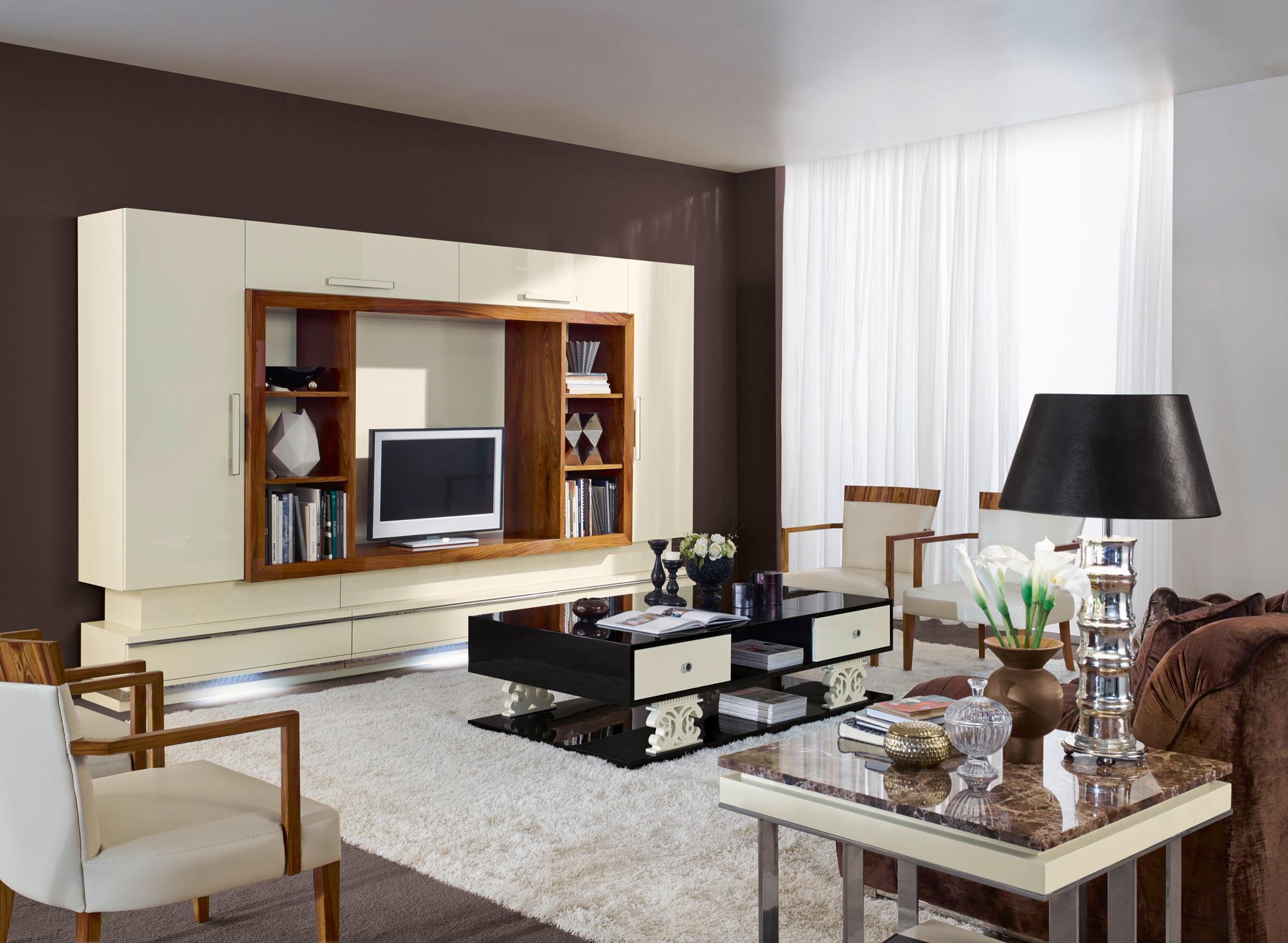 5 preciosas mesas de centro de sof s villalba interiorismo - Mesas recibidores modernos ...