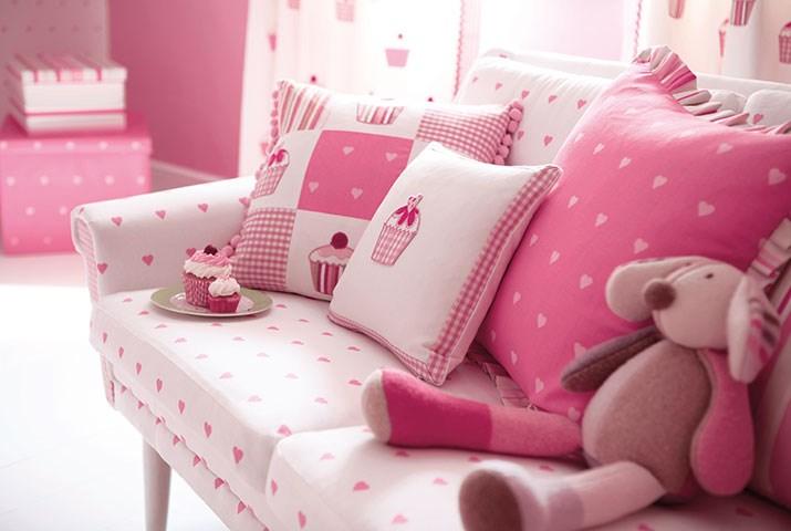 Cojines habitaciones niñas - Villalba Interiorismo (4)