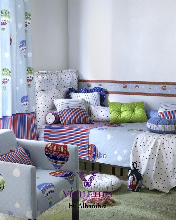 Cojines habitaciones niños - Villalba Interiorismo (2)