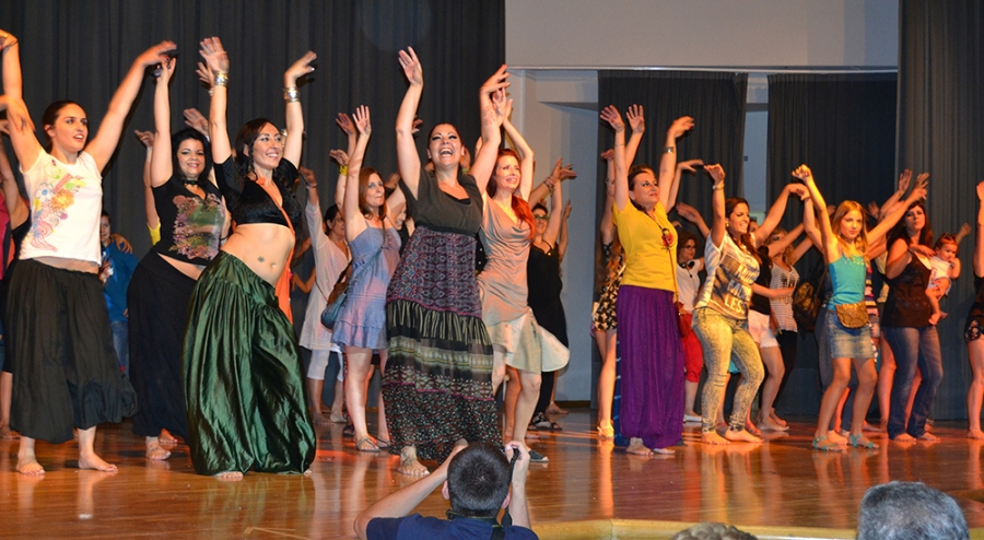 Danza del vientre Ivana - Villalba Interiorismo (5)