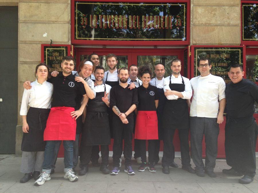Restaurante Suculent - Villalba Interiorismo (3)