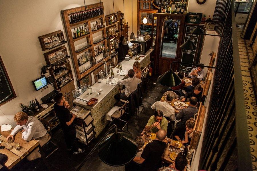 Restaurante Suculent - Villalba Interiorismo
