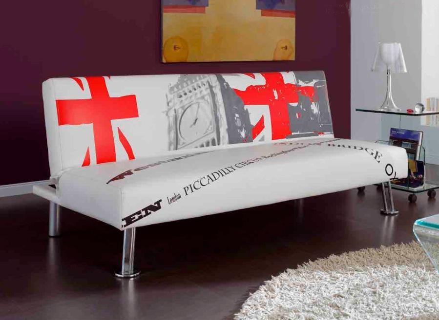 Sofá cama - Villalba Interiorismo
