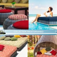 Telas de exterior para tu balcón, terraza o jardín
