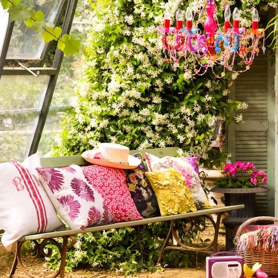 Terraza de verano - Villaba Interiorismo