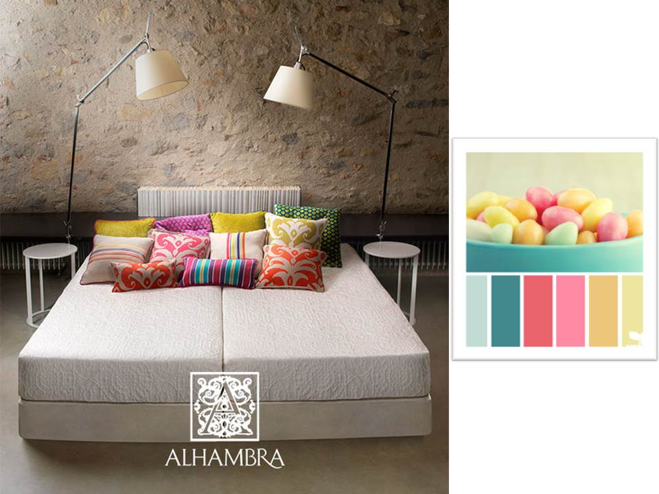 Propuestas de color para el dormitorio villalba interiorismo - Villalba interiorismo ...