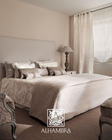 Cambia las telas y el estilo del dormitorio villalba - Villalba interiorismo ...