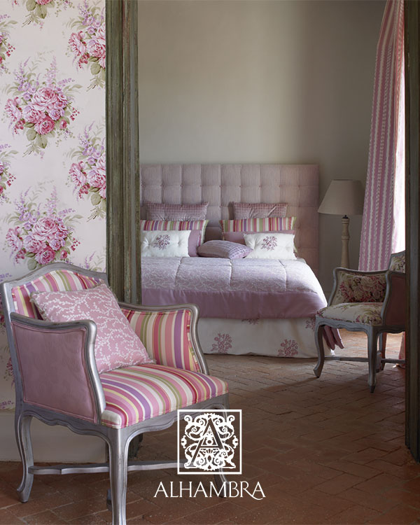 Dormitorio romántico - Villalba Interiorismo (2)