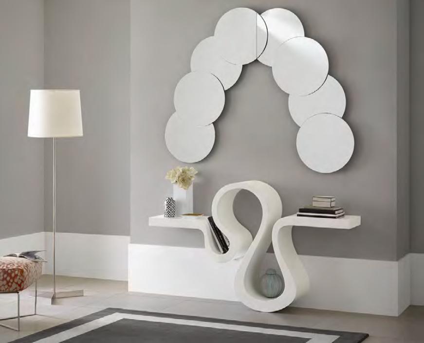Muebles de entrada blancos - Muebles de entrada vintage ...
