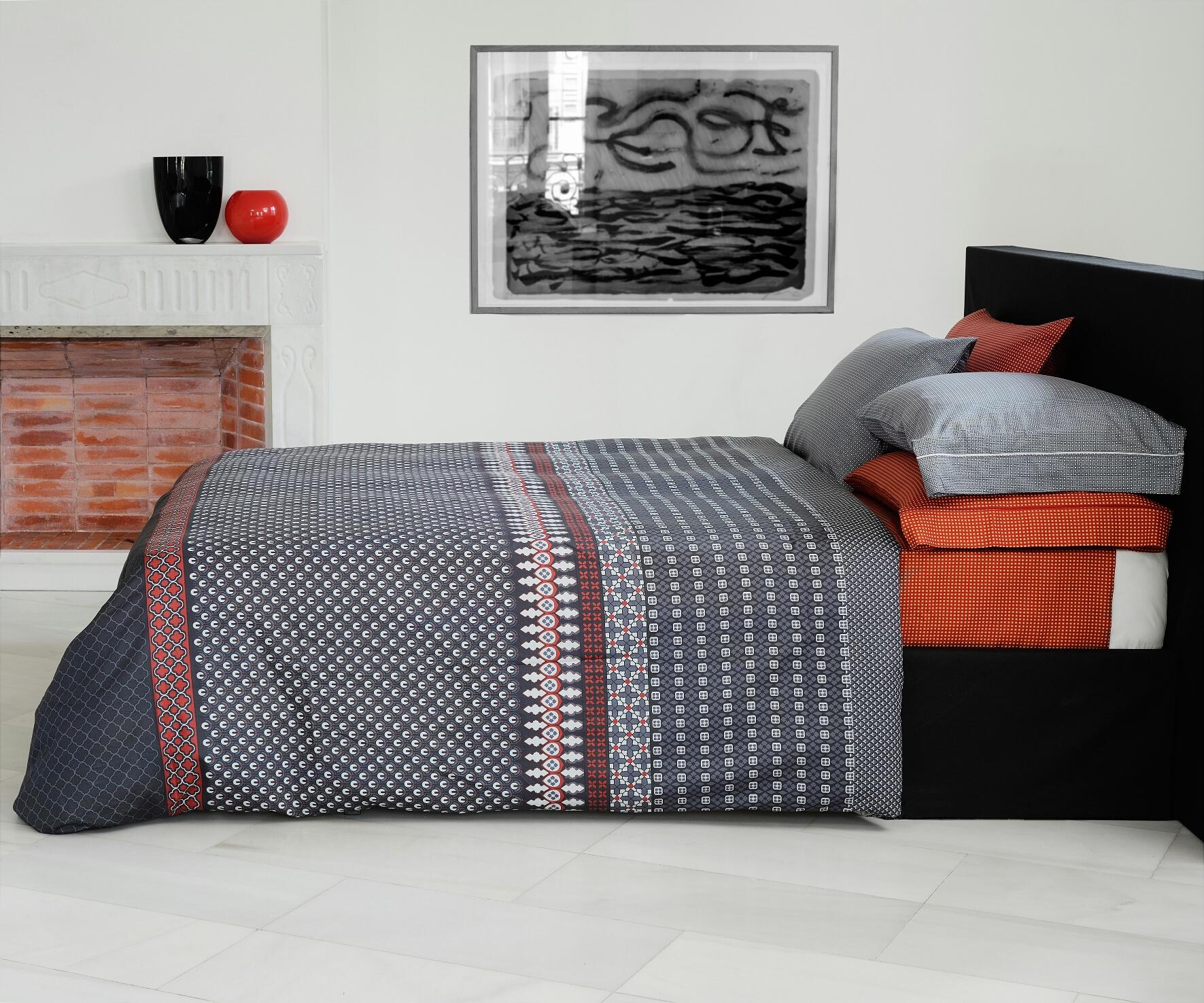 Avance oto o invierno para la cama de bassols villalba - Bassols fundas nordicas ...