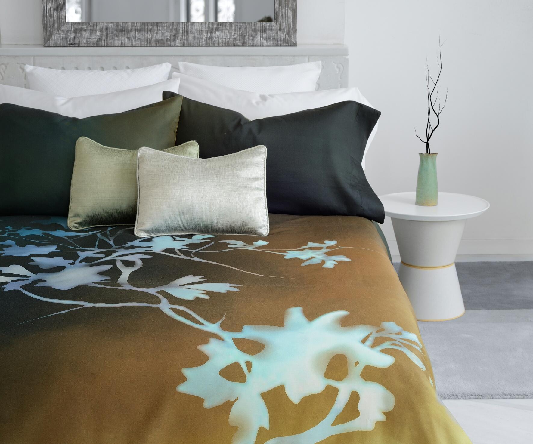 Avance oto o invierno para la cama de bassols villalba - Fundas nordicas algodon egipcio ...
