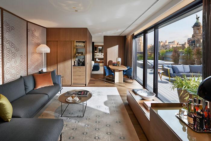 Hotel mandarin oriental barcelona cerca del cielo for Master interiorismo barcelona