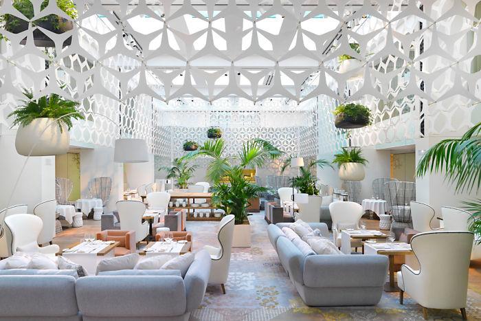 Hotel Mandarin Oriental - Villalba Interiorismo