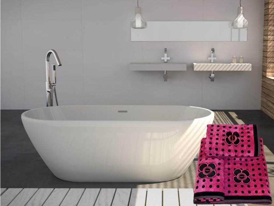 Juego de toallas Ungaro - Villalba Interiorismo