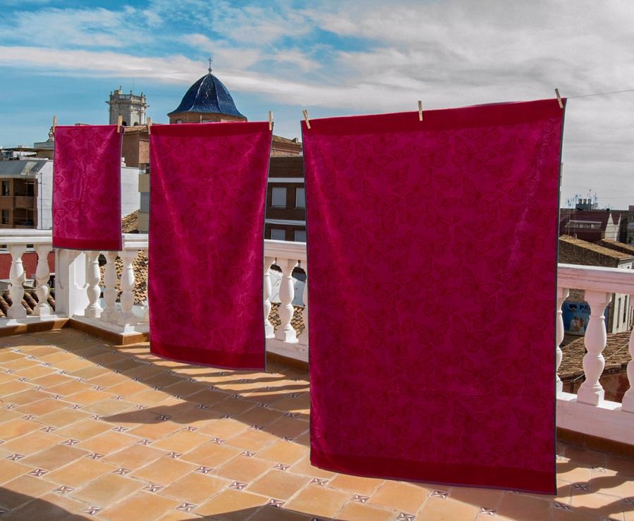 Juego de toallas - Villalba Interiorismo