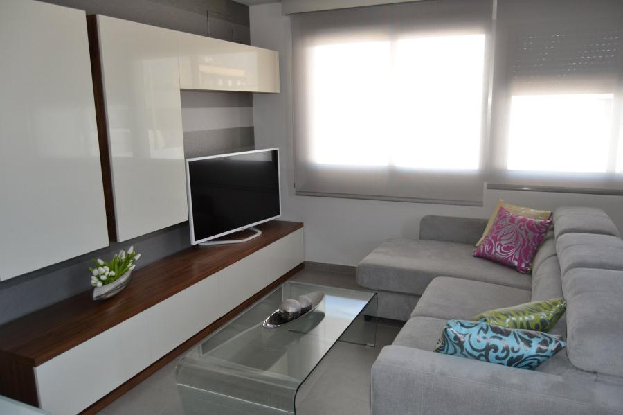 Salón - Villalba Interiorismo 4