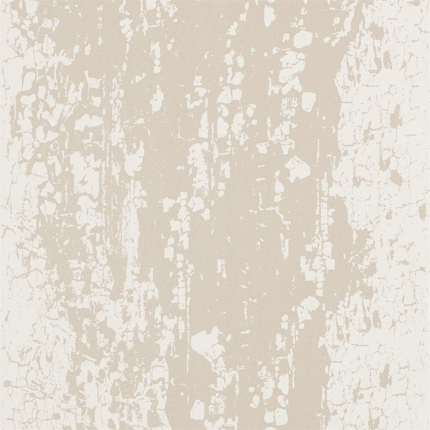 5 preciosos papeles pintados con textura metalizada for Papel pintado blanco y plata
