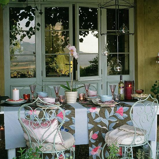 Mesa vestida para el exterior - Villalba Interiorismo (12)