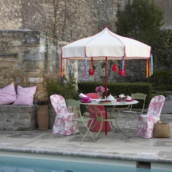 Mesa vestida para el exterior - Villalba Interiorismo (6)