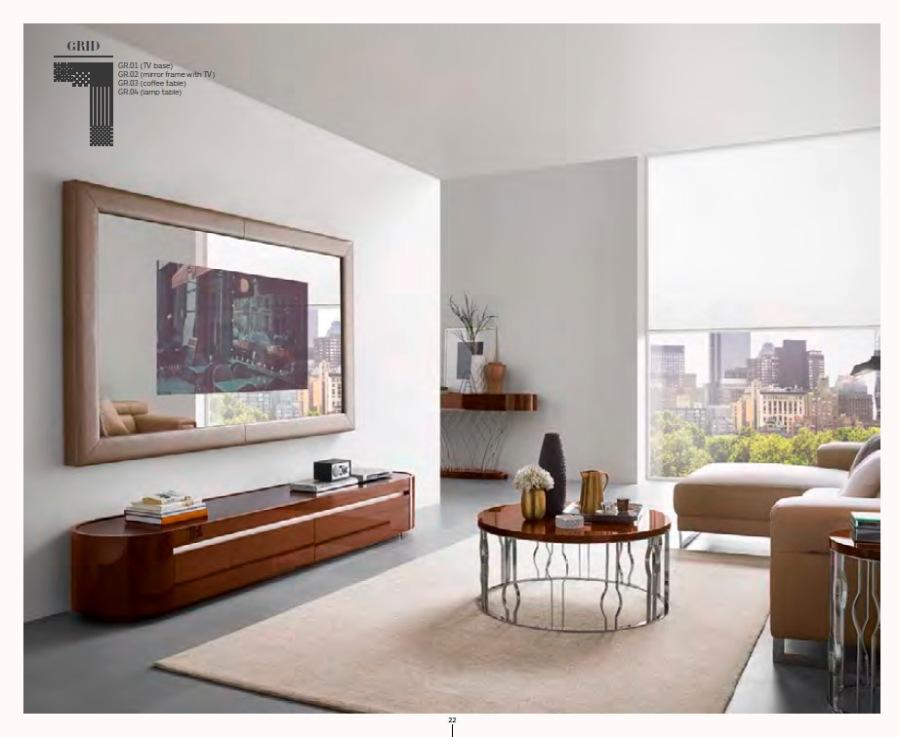 Muebles de salón - Villalba Interiorismo