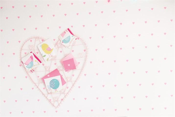 Papel pintado para habitaciones de niñas - Villalba Interiorismo (5)