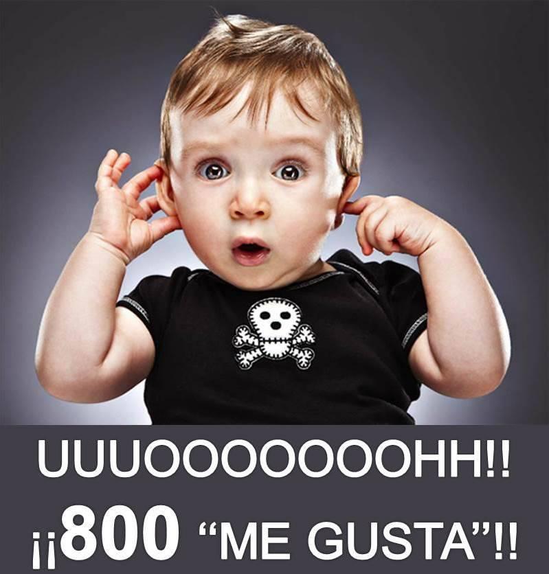 800 me gusta en Facebook - Villalba Interiorismo