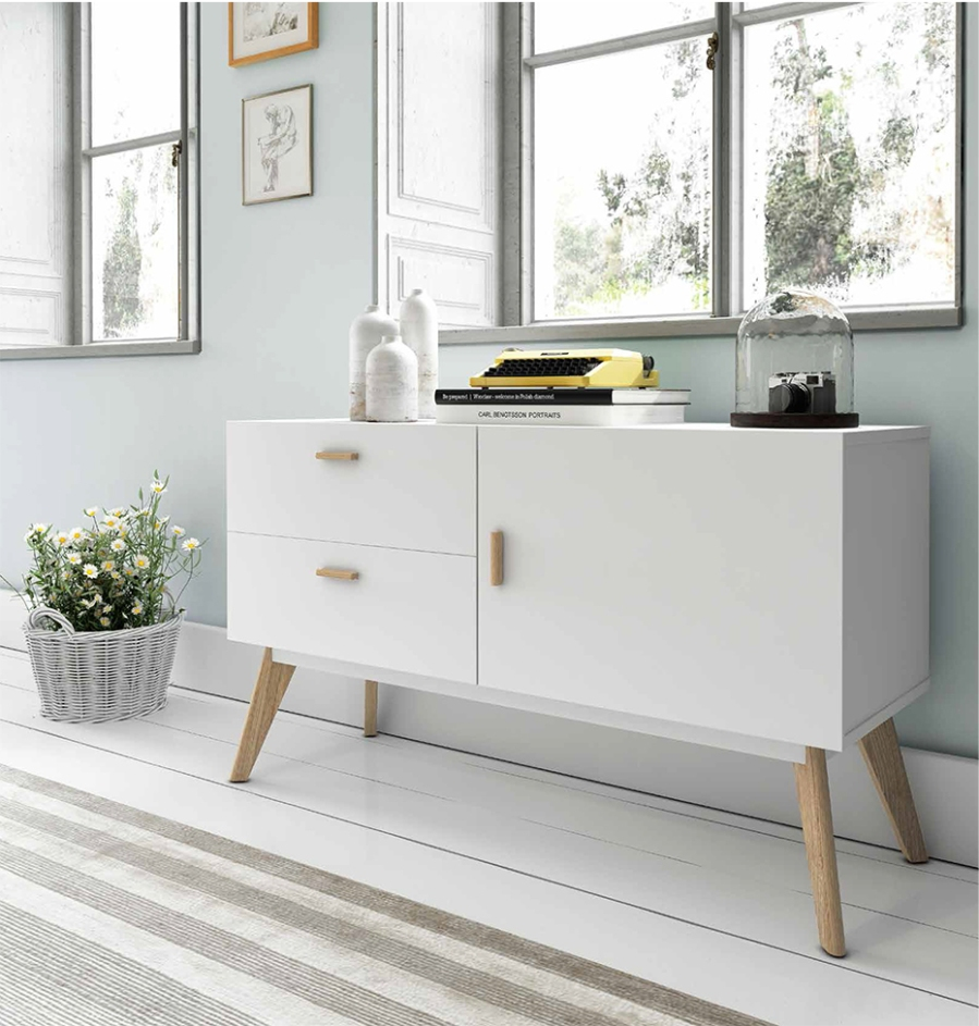 Aparador estilo nórdico - Villalba Interiorismo