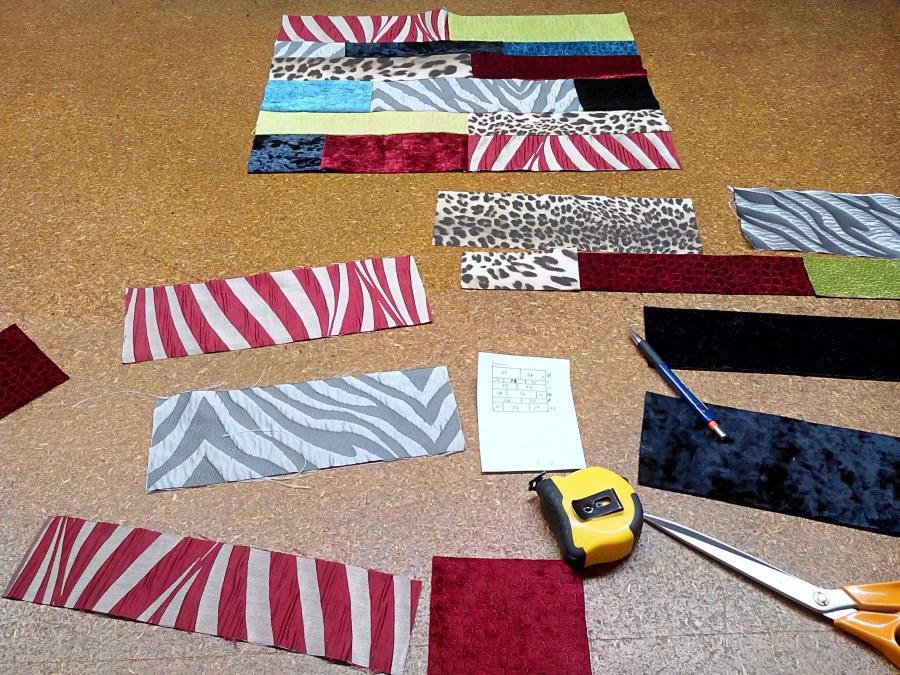 Diseño cojines - Villalba Interiorismo