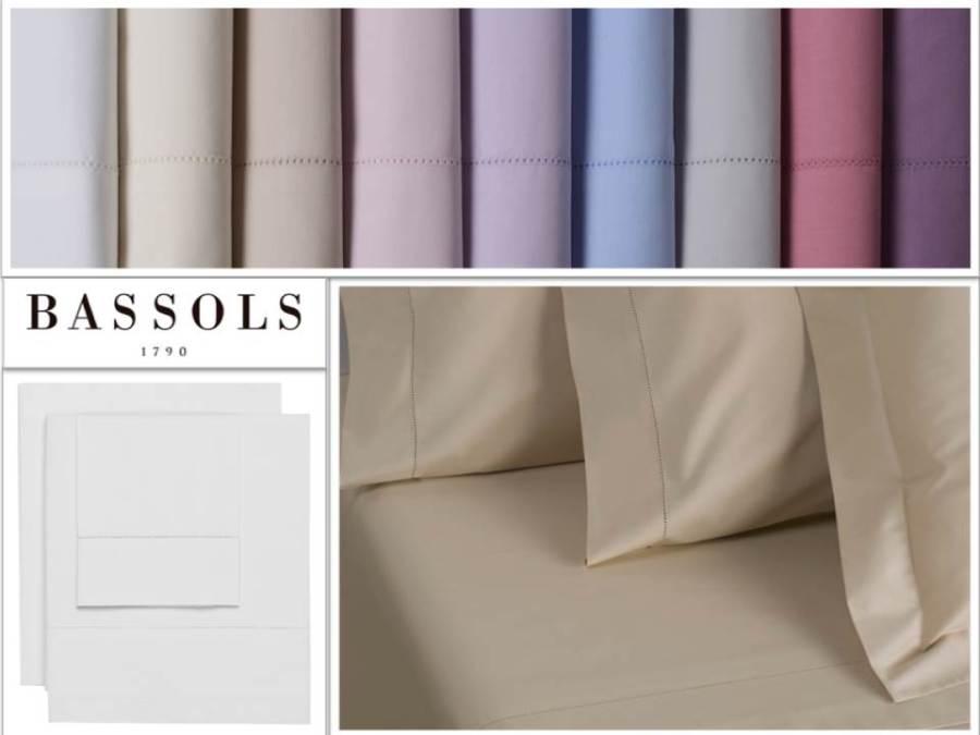 Colores sábanas Venecia de Bassols - Villalba Interiorismo