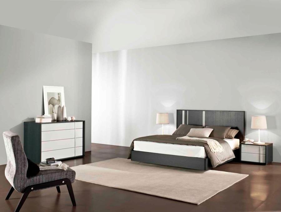 Dormitorio moderno - Villalba Interiorismo (2)
