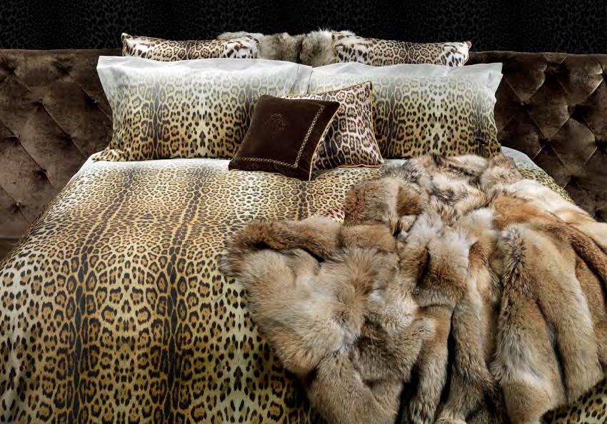 Duerme con roberto cavalli villalba interiorismo - Villalba interiorismo ...