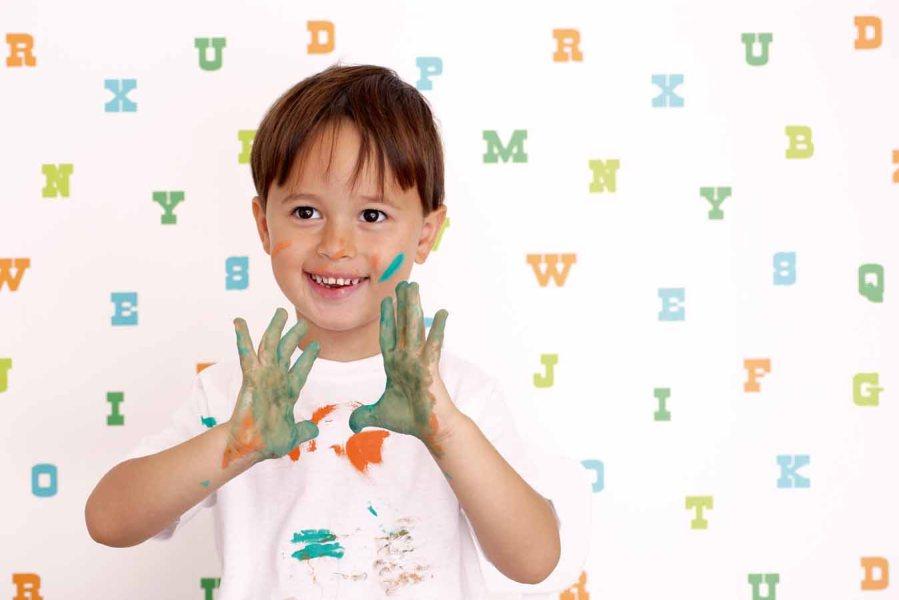Papeles pintados niños - Villalba Interiorismo