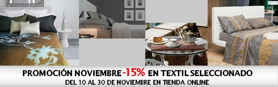 Promoción Noviembre - Villalba Interiorismo