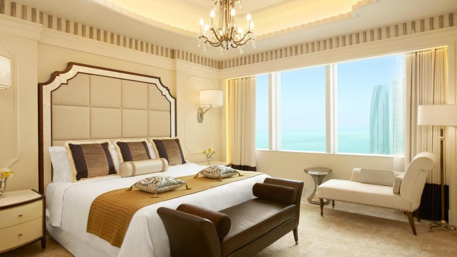 Dormitorio de lujo con textiles - Villalba Interiorismo (8)