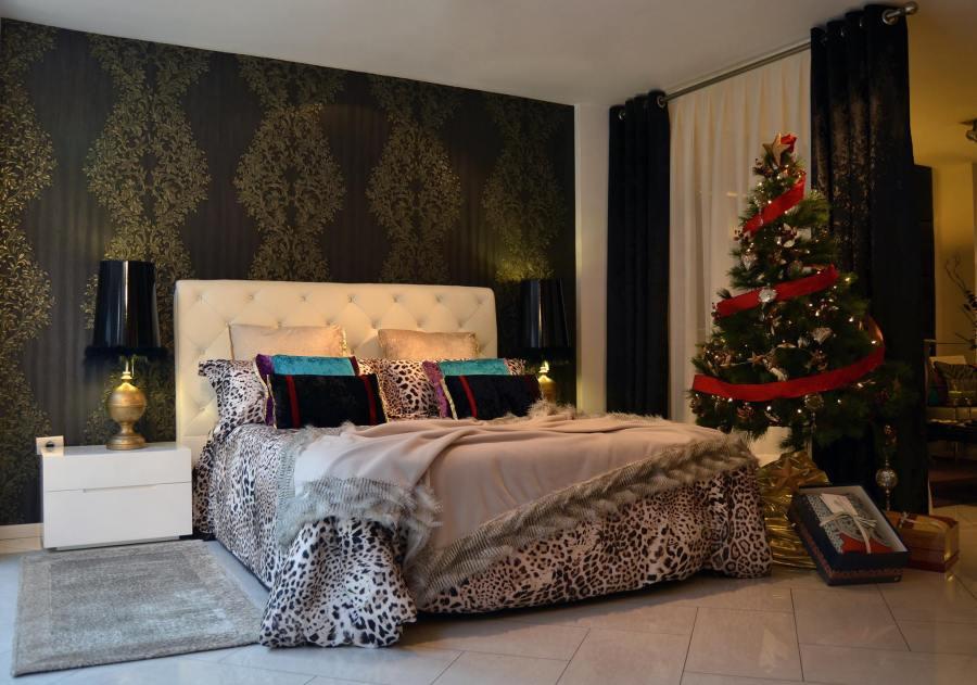 Escaparate Navidad - Villalba Interiorismo